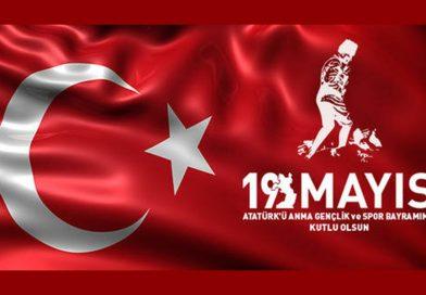 19 Mayıs 1919 Atatürk'ü Anma Gençlik ve Spor Bayramı